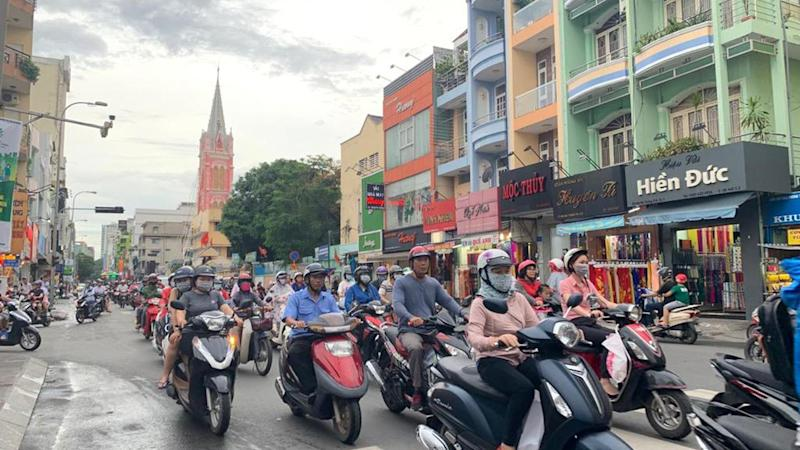 TRAVEL VIETNAM HO CHI MINH CITY