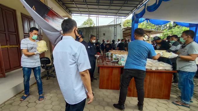 Membongkar Jaringan Narkoba Asal Timur Tengah, Hampir 1 Ton Sabu-Sabu Diamankan