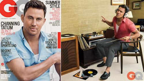 Channing Tatum: I'm a 'High-Functioning' Alcoholic