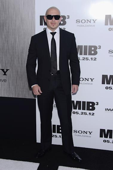 """Men In Black 3"" New York Premiere - Inside Arrivals"