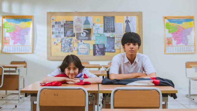 Adegan dalam film Dua Garis Biru. (Starvision Plus)