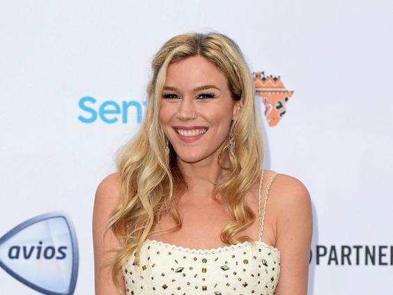 Joss Stone said people should 'choose' to be happy during an appearance on 'Good Morning Britain' (Getty Images)
