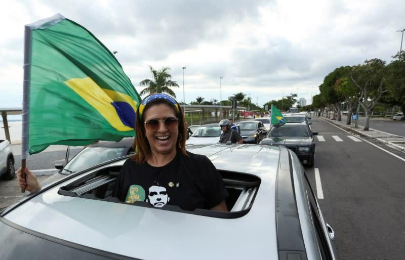 Brazil's Bolsonaro questions coronavirus deaths, says 'sorry, some will die'