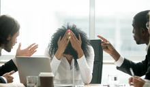 【Yahoo論壇/洪雪珍】你是愛恨分明,還是職場霸凌?