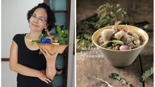 【泰式食譜】蘿拉老師上菜之【羅望子嫩葉酸辣雞湯】