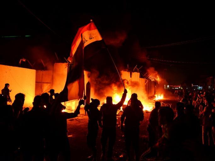 伊朗去年20萬人抗議 美國也被控是幕後黑手