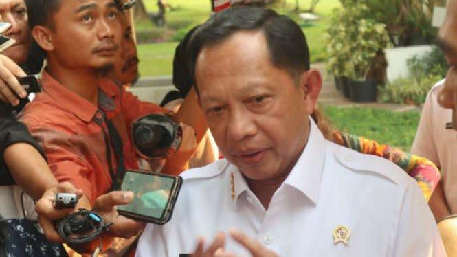 Mendagri Tito Bersurat ke KPU, Tak Setuju Ada Konser di Pilkada