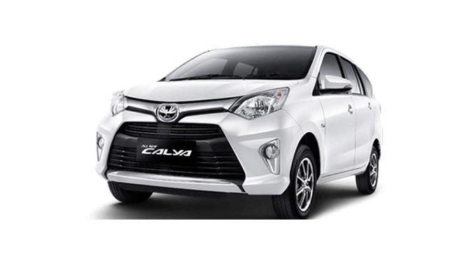 Toyota Calya sang raja LCGC