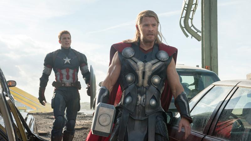 'Avengers' Sequel Huge at Box Office, May Break Original's Record