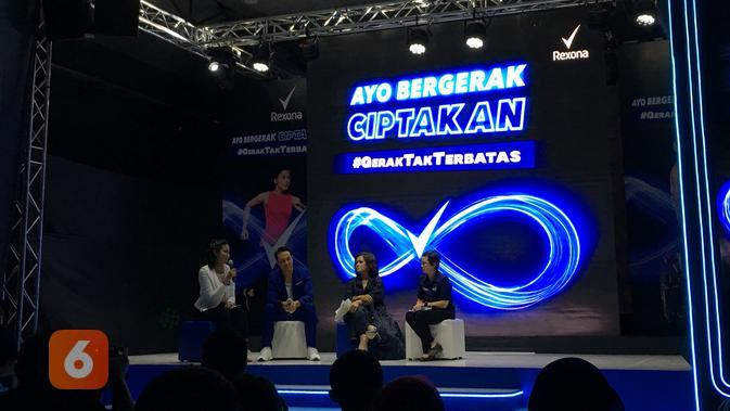 Konferensi pers kampanye