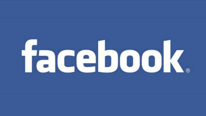Logo Facebook. (Sumber Pixabay)