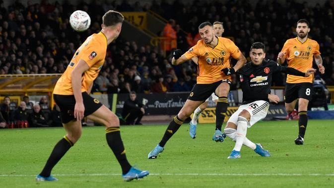 Manchester United vs Wolverhampton (AP/Rui Vieira)