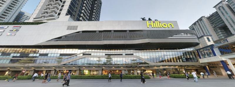Hillion Mall (Photo: Screencap from Google)
