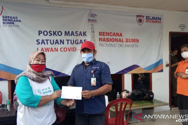 BUMN-BUMD siapkan 20.000 nasi bungkus/hari untuk warga DKI