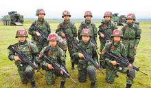 當兵4個月 前陸軍總司令憂沒戰力