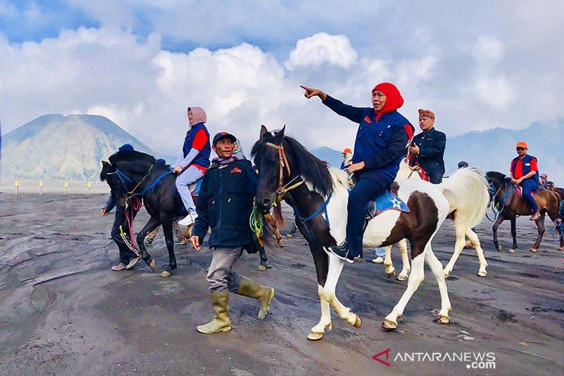 """Pembukaan wisata Gunung Bromo """"on the track"""" gerakkan sektor informal"""