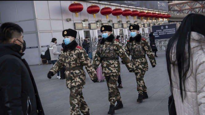 Kasus Corona Baru Bermunculan, Kota Jilin di China Lockdown Lagi