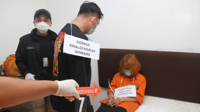 Laeli dan Rinaldi Korban Mutilasi Sudah Kenal Setahun Lalu