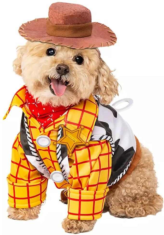 Woody Pet Costume (Photo via ShopDisney.com)