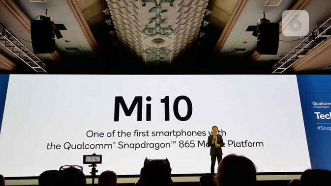 Xiaomi Mi 10 Bakal Punya Baterai 4.800mAh?