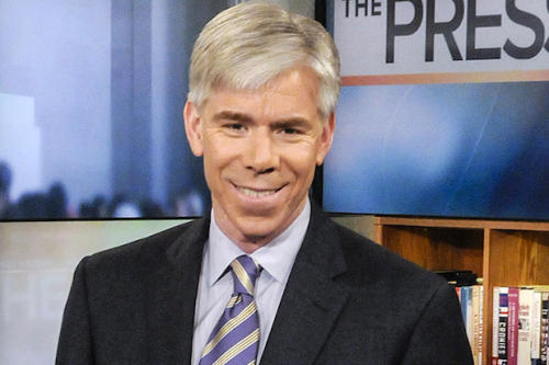 Fox News' Chris Wallace Derides NBC's 'Lousy' Treatment of David Gregory