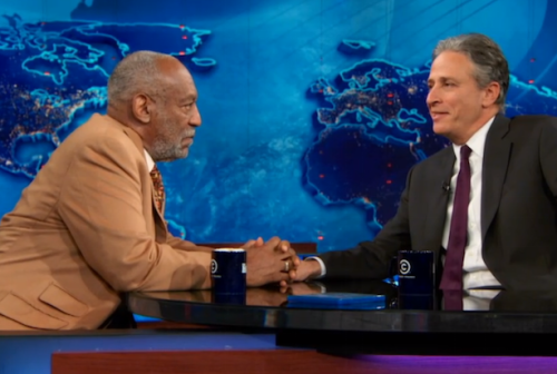 Bill Cosby to Jon Stewart: Stop Swearing (Video)