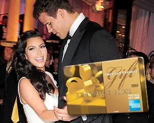Yahoo! TV Giveaway: 'Kim's Fairytale Wedding' $50 Amex Gift Card