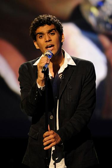 "Jorge Nunez performs ""Don't Let the Sun Go Down on Me"" by Elton John on ""American Idol."""