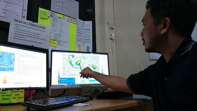 Kota Palu Alami Suhu Terpanas se-Indonesia