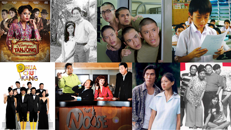 Singapore Films and Shows (Netflix)