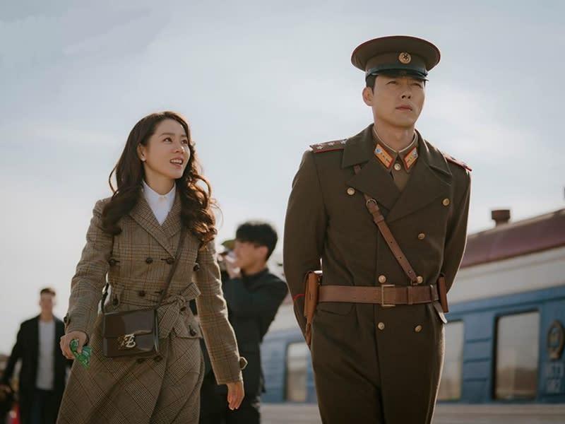 北韓軍官守護南韓富家女