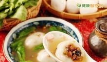 高纖蔬果養生鹹湯圓 糖尿病患健康吃