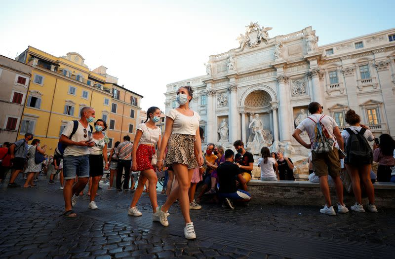 Italy tops 1,000 daily coronavirus cases for first time since May