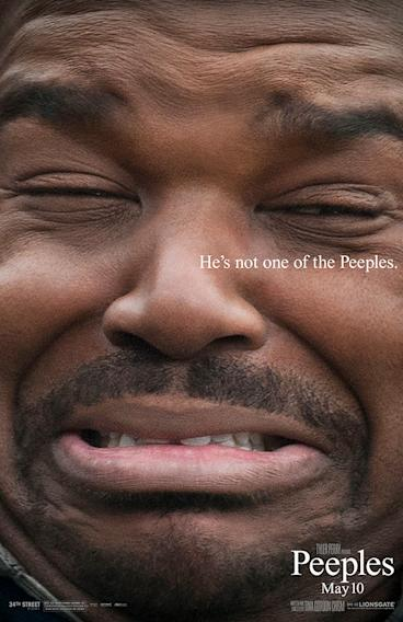 Tyler Perry Presents Peeples Teaser Poster