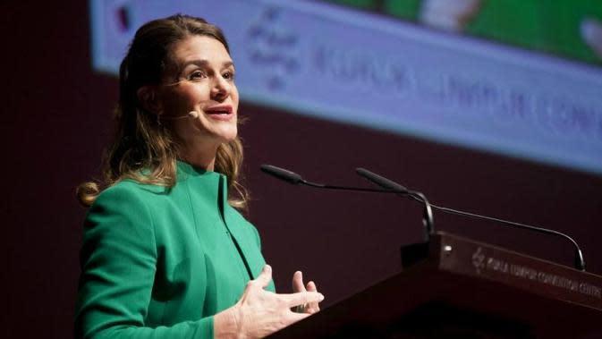 Melinda Gates (foto: Bill Melinda Gates Foundation)