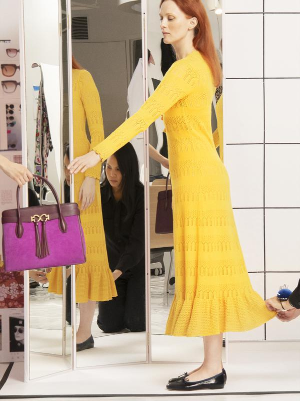 Kate Spade New York Fall 2020 Collection. Sumber foto: Document/Kate Spade New York.