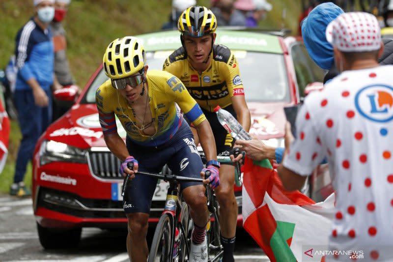 Higuita gagal teruskan penampilan di Tour de France akibat kecelakaan