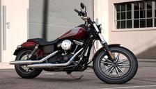 2015 Harley-Davidson Dyna Street Bob Limited Edition