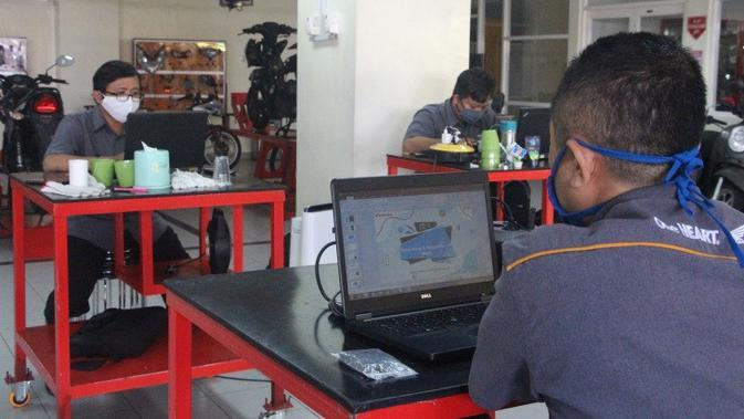 Cara AHM Mengasah Skill Guru SMK Binaan Honda