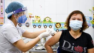 新冠病毒: 越南發現「混合」變種,官方稱該突變「非常危險」