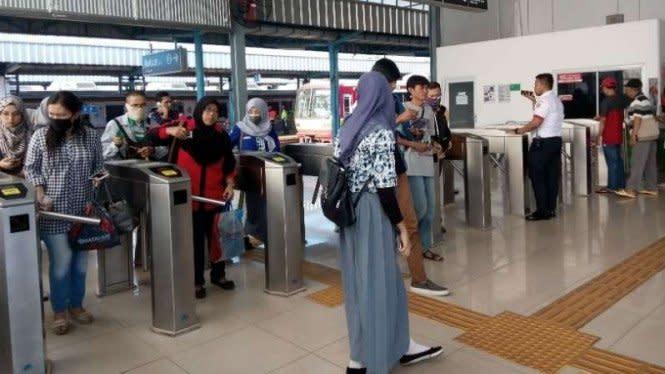 Jadwal KRL Commuterline Kini Normal, Pukul 4 hingga 24 WIB