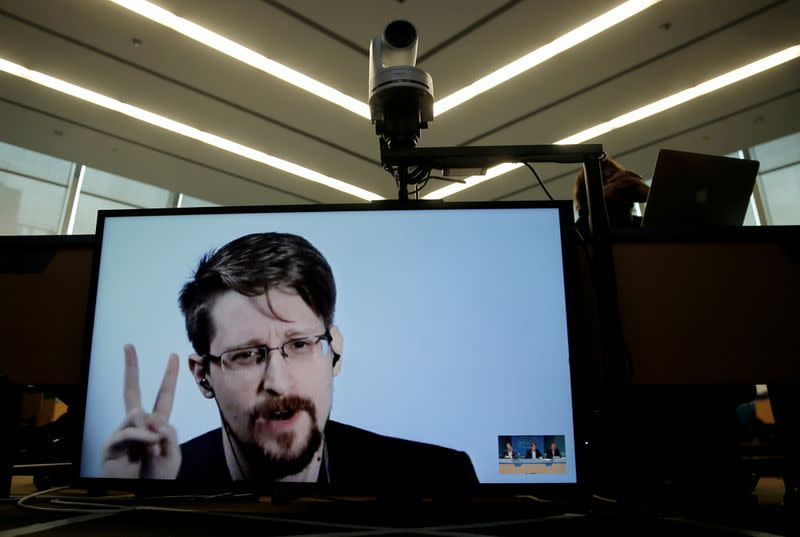 Snowden to testify in defence of creator of Football Leaks