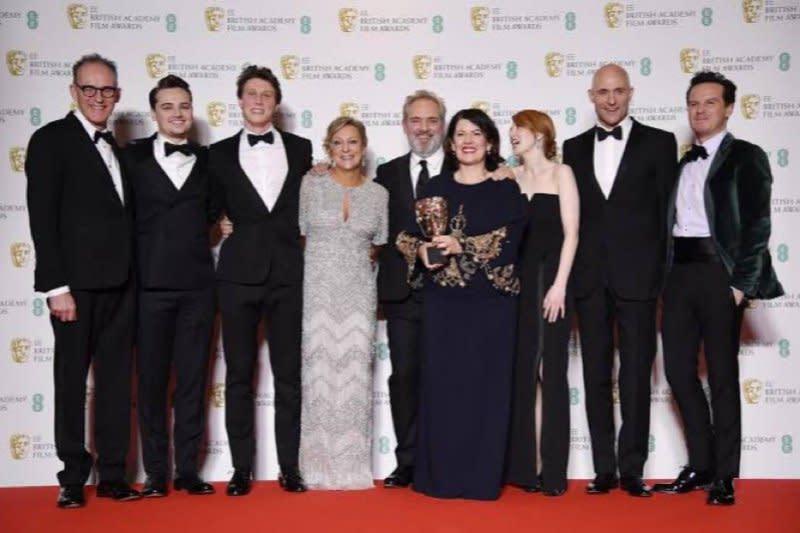 """""""1917"""" raih tujuh piala di BAFTA, ini daftar lengkap pemenang lainnya"""