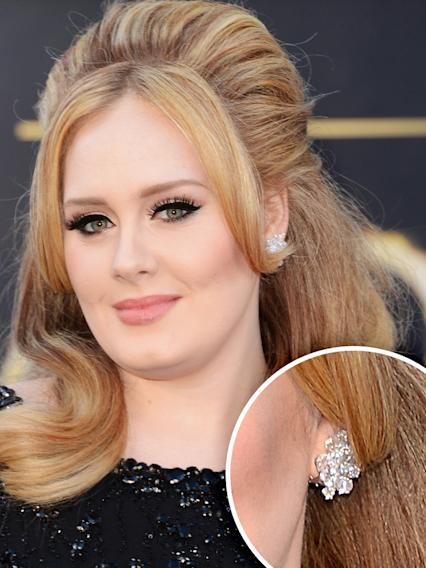 85th Annual Academy Awards - Arrivals: Adele