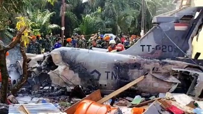 Kondisi Pilot Pesawat Hawk 209 Membaik, Akan Dilakukan Tes Psikologi