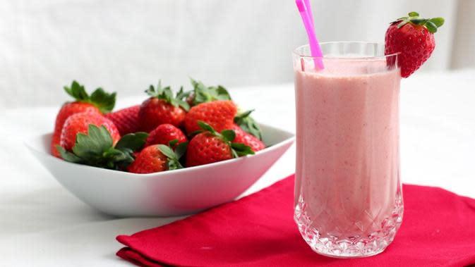 Strawberry Milkshake. foto: esutta