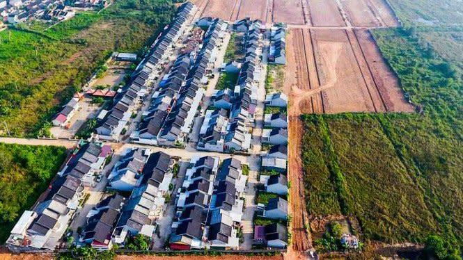 Kredit 287 Ribu Rumah Disubsidi Negara Pada 2020, Begini Syaratnya