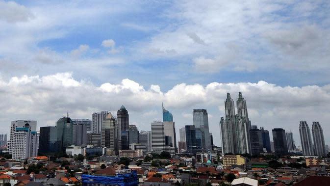Cuaca Jakarta Cerah Berawan (Istimewa)