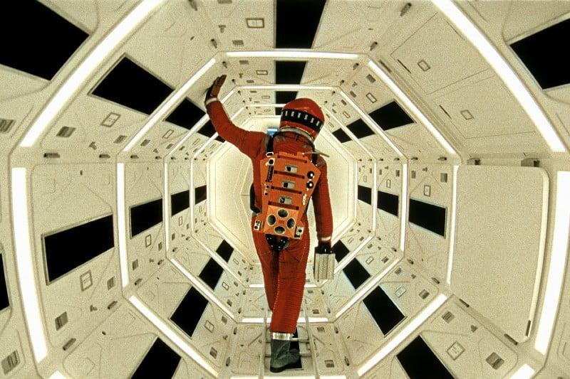 Shot from 2001: A Space Odyssey