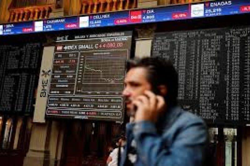 Saham Spanyol balik merosot, Indeks IBEX 35 ditutup anjlok 1,67 persen